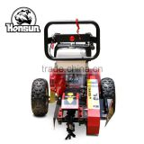 2014 South America EXPO invited product commercial industrial gas power stump grinder for garden