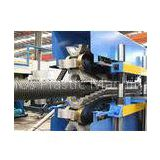 Double Wall Corrugated DWC Pipe Machine HDPE Pipe Extrusion 200mm to 500mm