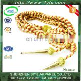Military Uniform Lanyard Gold Braid Aiguilette