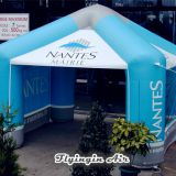 Printing Logo Advertising Inflatable Spider Tent for Outdoor Event