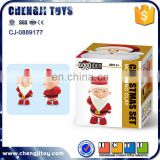 Intelligent toy chrismas color mud clay model