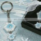 Winter Wonderland Collection Snowflake Keychain