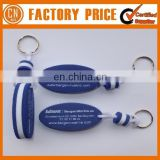 Customized Logo OEM Designed Foam Keychain