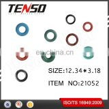 Tenso Fuel Injector Repair Kits Service Kits Viton and Rubber Seals O-rings 21052 12.34*3.18