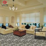 colorful fashion oriental design cheap golden floral wall to wall carpet