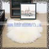 100% Australian Wholesale Sheepskin Rugs for Home Decorative                                                                         Quality Choice