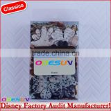 Disney Universal NBCU FAMA BSCI GSV Carrefour Factory Audit Manufacturer Vintage Collection Beaded Paper Flowers