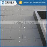 Factory supplier newest special design real case-uv fiber cement board on sale