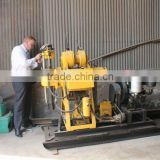 Portable,easy-operated,small HF-150 Water Swivel drill rig