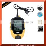 Big LCD Display Hand Held Altimeter Barometer Compass