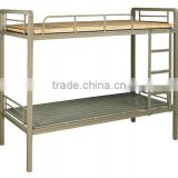 Low price dormitory children double bunk bed