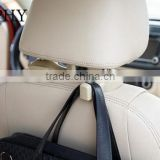 AN601ANPHY 2PCS Plastic Car Interior Hook,Vehicle Accessories Rear Seat Universal Bag Holder Hook