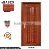 Best entry door discount lowes wood doors exterior strong 3D effect in guangzhou