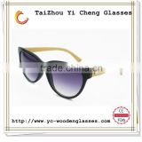 plastic frame with wood temple natural wood sunglasses in bulk plastic frames                                                                         Quality Choice