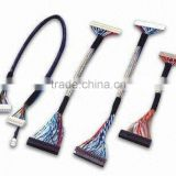 ODM OEM electrical custom cable assembly, lvds cable,Original new Laptop lvd video cable