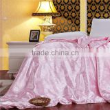 China handmade 100% silk quilt,baby comforter set duvet for wholesale