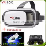 New products 2016 3D Movies Games Vr Box 3D Glasses virtual reality glasses for mobile phone                                                                                         Most Popular