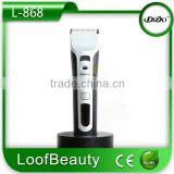 LOOF Factory OEM L-868 professional ceramic hair clipper