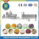 artificial rice processing line/nutritional rice production line/nutrition rice machinery