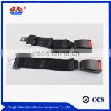 retractable two points automatic safety seat belt