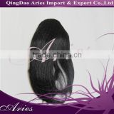 Human Remy Hair Fringe,hair extension bangs,Human hair Pony