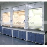 Free design customized steel wood fume cupboard