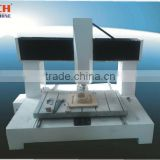 small cnc lathe machine 0610/small woodworking cnc machine