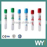 medical disposible vacuum blood collection tube,low price