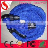 Factory hose rubber snake as seen on tv product for car 75 FT Expandable Garden Hose water hose