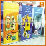 top grade roll up banner,waterdrop base banner stand,pull up banner stand