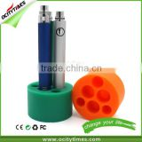 OEM service for Silicon eGo stand & eGo base/ eGo support & E cigarette Silicon stand