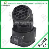 High Quality at best price Professional hot sales 18pcs3W Moving Head Wash Light, 60W LED Moving Head