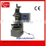 "Laboratory Automatic Desktop Grinder with 5"" Agate Mortar & Pestle CY- MSK-SFM-8"