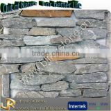 Stacked natural quartzite home depot decorative stone
