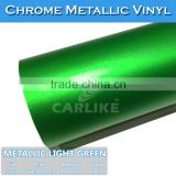 Heat-Resistant, PE Foam Bag To Protect For Packing Matt Chrome Ice Car Badges Stickers 1.52x20m