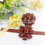 Wholesale 2015 boutique satin ribbon bow pre-made bow, gift satin ribbon bow,ribbon bow                                                                         Quality Choice