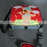 Standard crash test 6mths up to 18kg years old hot sale baby infant booster car booster seat bag
