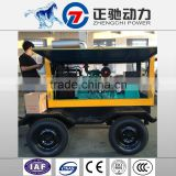 80KW / 100kva 220 volt alternator for portable diesel generator factory price                                                                                                         Supplier's Choice