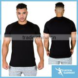 Custom logo printed dry weave t-shirts mens blank dri fit compression t shirt                                                                         Quality Choice