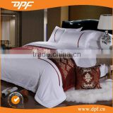 Hotel king size Bed runner with different pattern and colors decorative bed runner for hotel