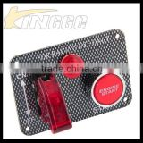 Universal Racing Ignition Panel Stop Start Button