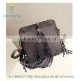 Cheap ladies small bag beautiful women shoulder mini handbag korean different design bag with edging