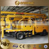2015 new china brand xcmg XZJ5067JGK truck mounted aerial work platform vehicle