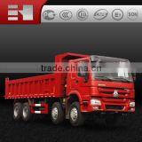 2016 new truck- sinotruk 8x4 HOWO Specification from China Manufacturer Dump Truck