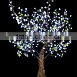 Light Up Cherry Tree, Pre Lit With White LED
