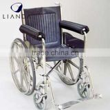 Movable Armrest Wheelchair,Manual Wheelchair Armrest Pad,Manual Wheelchair With Swing Away Armrest