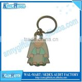 Tourist souvenir bag accessories promotional gifts keychain