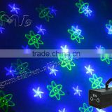 Red & Blue (RG and GB) Music Firely Twinkling Laser Light