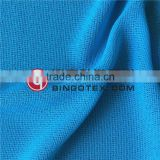 polyester 150D doris yarn light weight linen like jacquard fabric for women's garment