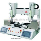 1500II-D Desktop creamwhite high precision automatic screw locking machine for electrical product assembly